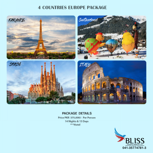 Countries Europe Package