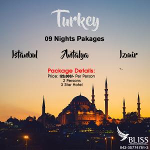 Explore Turkey Package