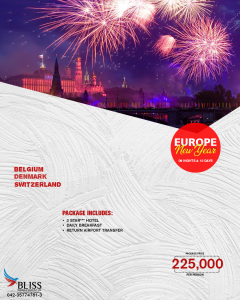 Europe-New-Year Package