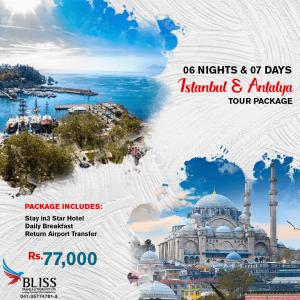 Istanbul & Antalya Package