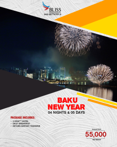 Baku New-year Package