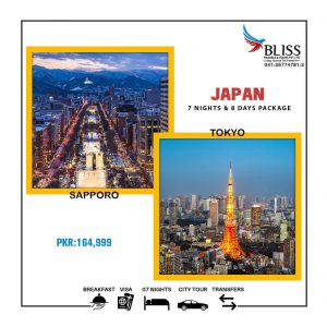 Japan Tour Package 2020