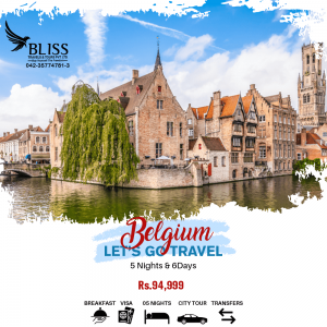 Belgium Tour Package