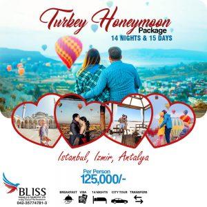 Turkey-Honeymoon-Package