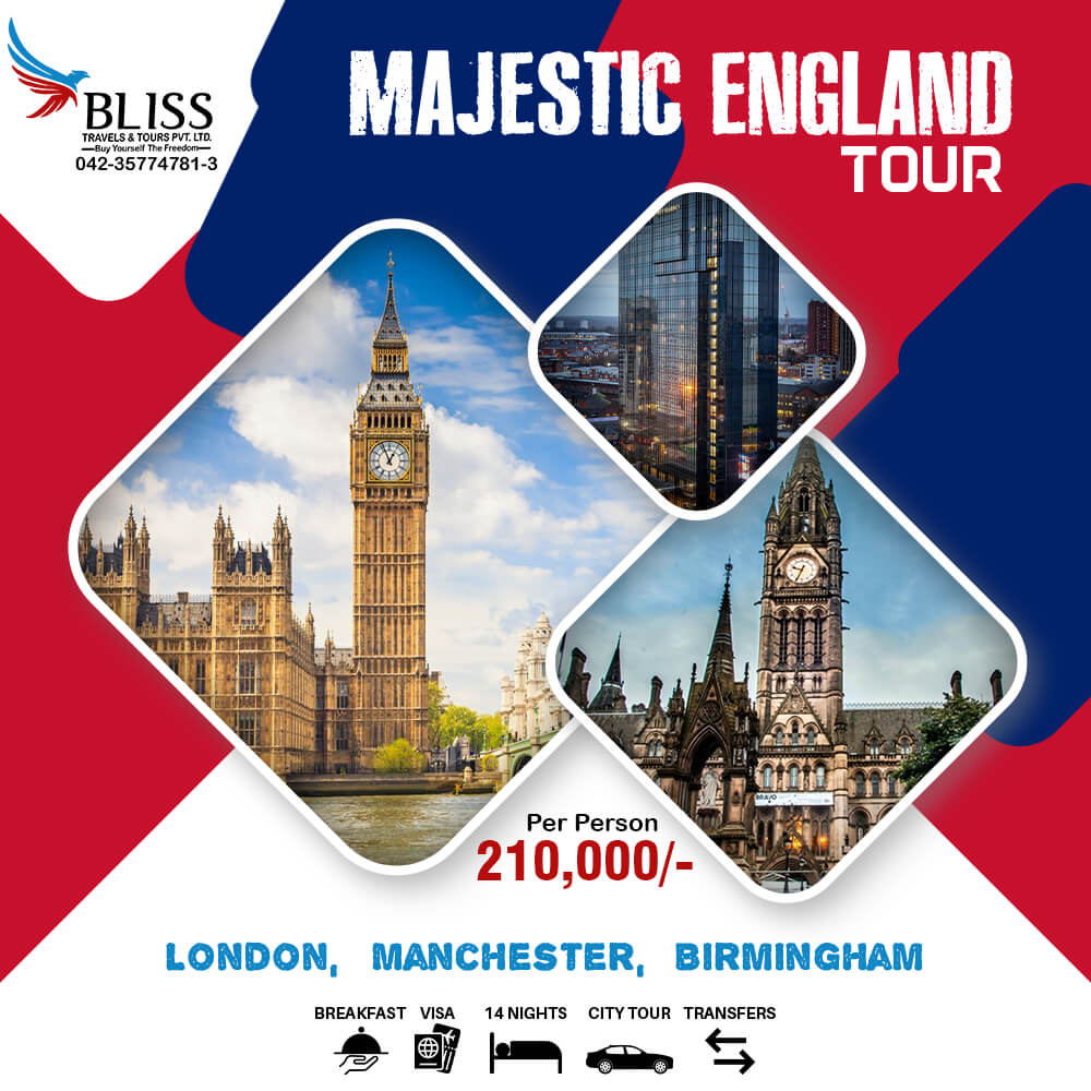 Majestic-England-Tour-Package