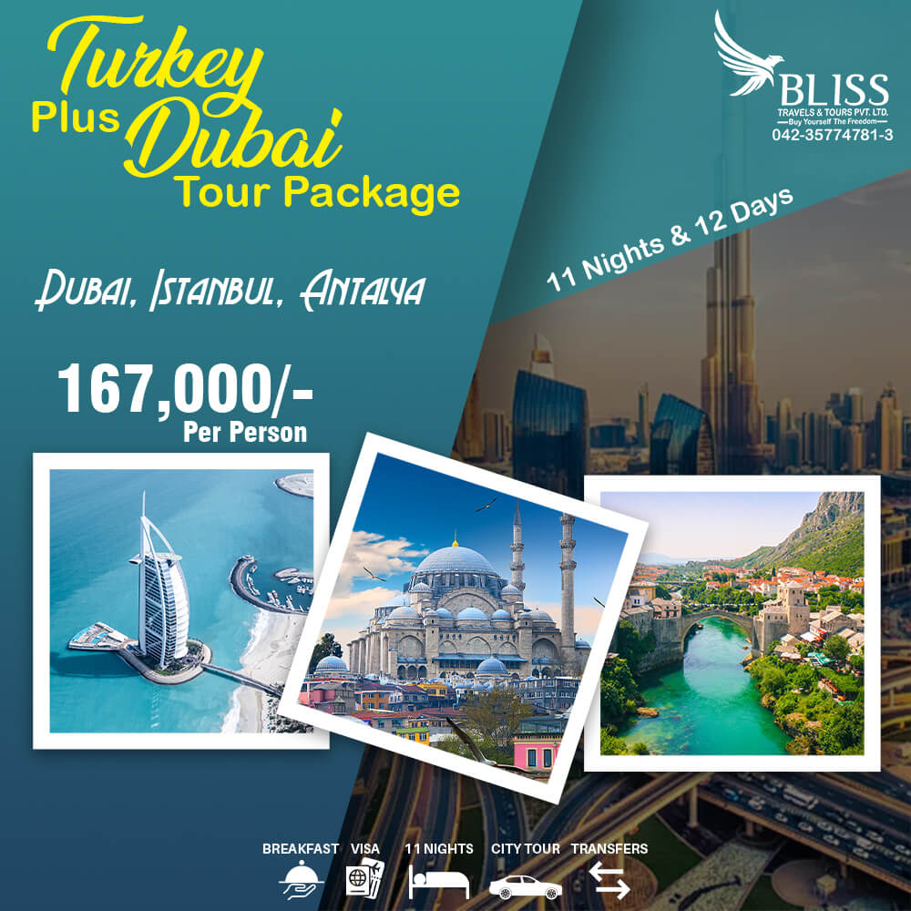 Turkey-Plus-Dubai
