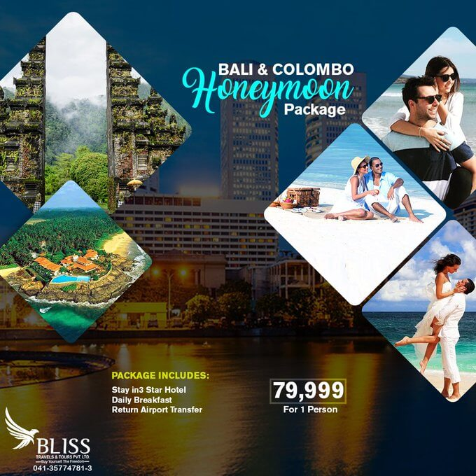Bali Honeymoon Package