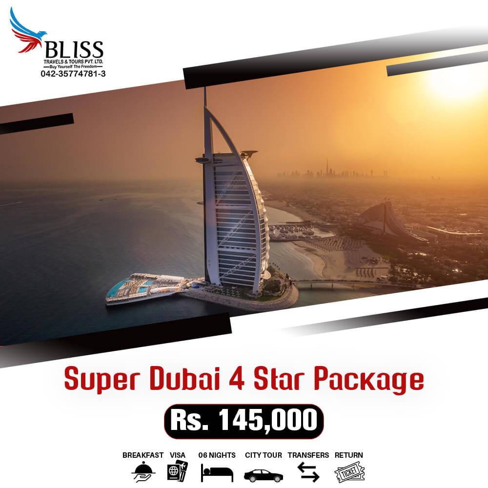 Super-Dubai-4-Star-Package