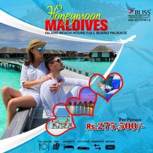 Honeymoon-In-Maldives