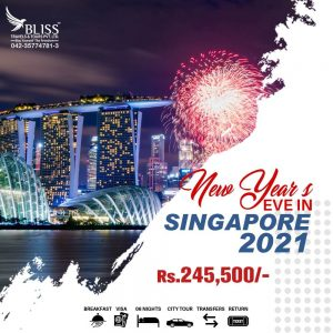 New Year's Eve In Singapore 2021