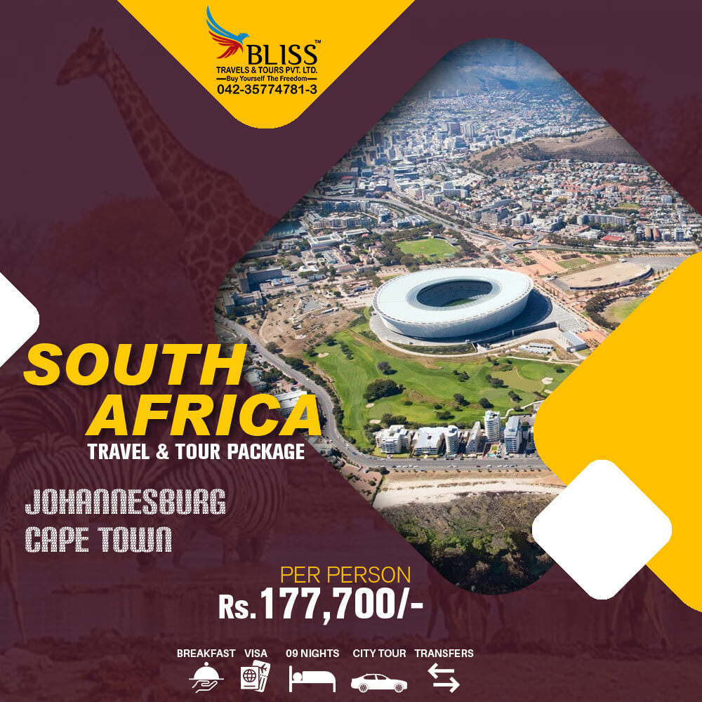 South-Africa Travel and Tour Package