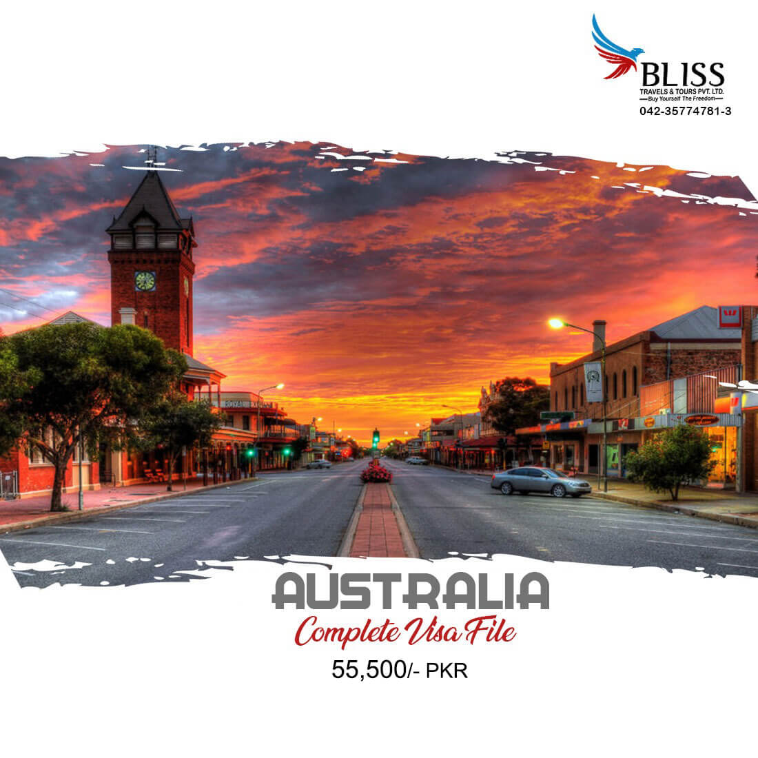 Australia-Visa-Complete-File