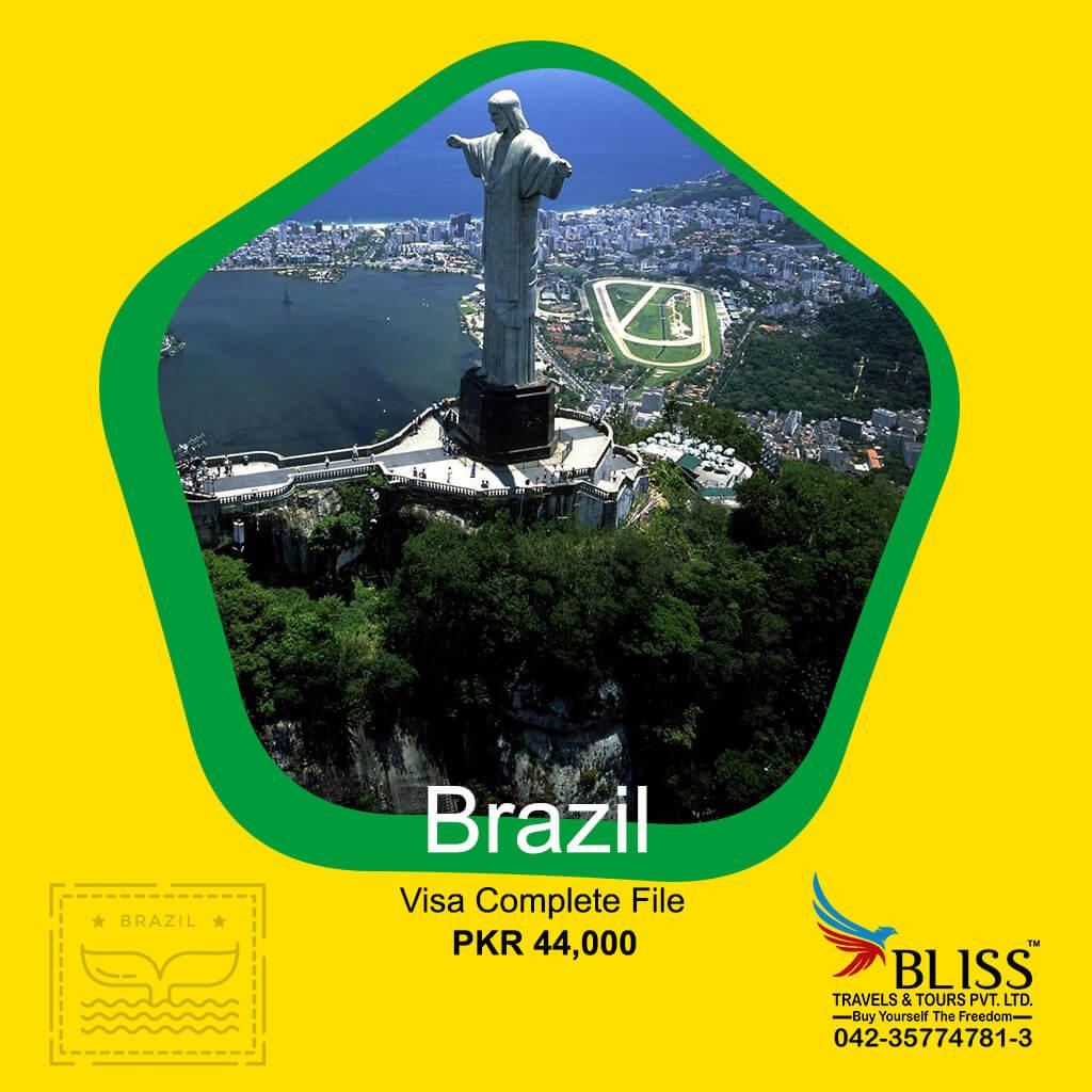 Brazil-Visa-Complete-File