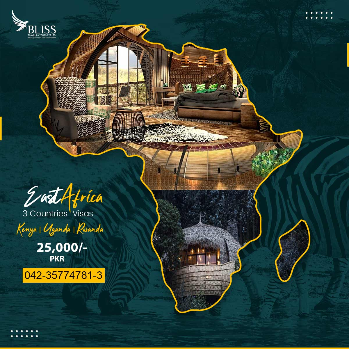 Eastern-African-Three-Countries-Visas