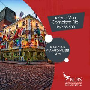 Ireland-Visa-Complete-File