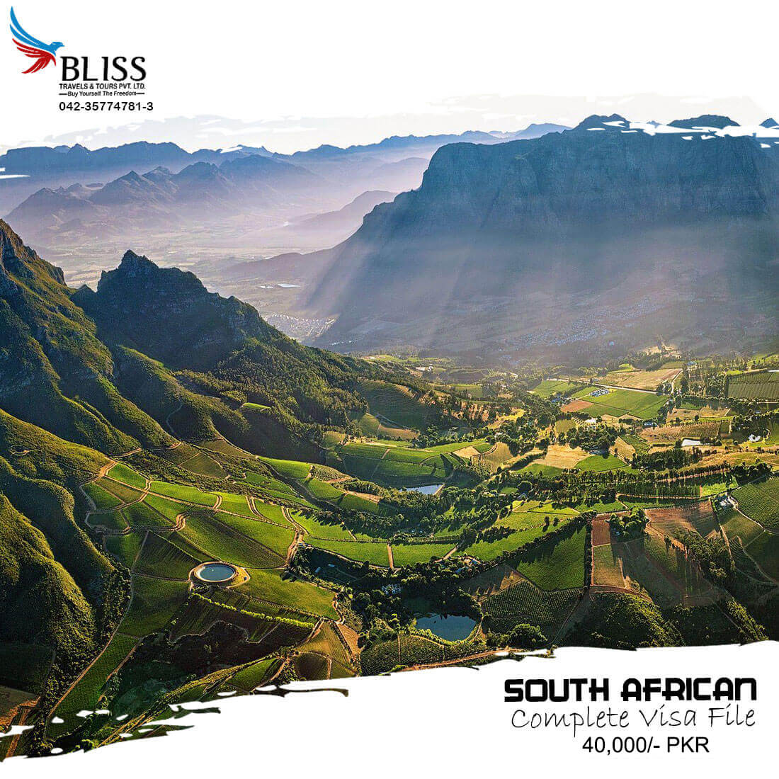 South-African-Visa-Complete-File