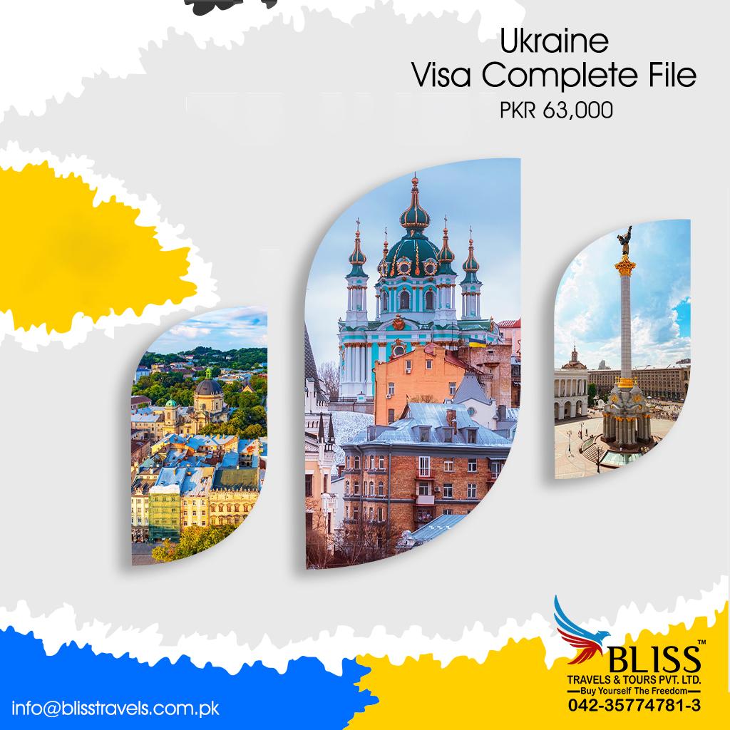 Ukraine-Visa-Complete-File