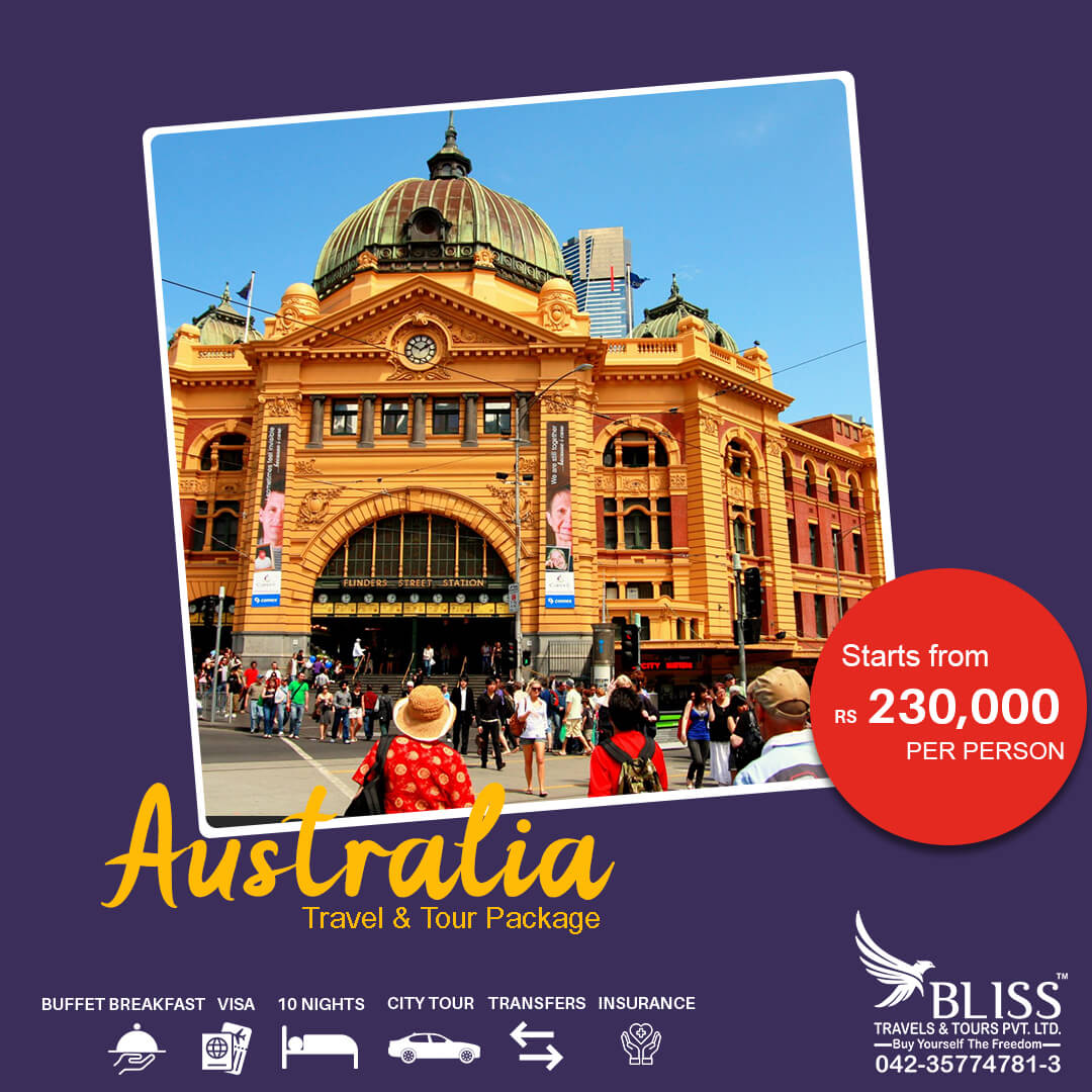 Australia-Travel-&-Tour-Package
