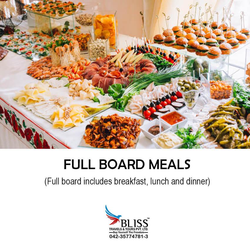 Full-Board-Meals