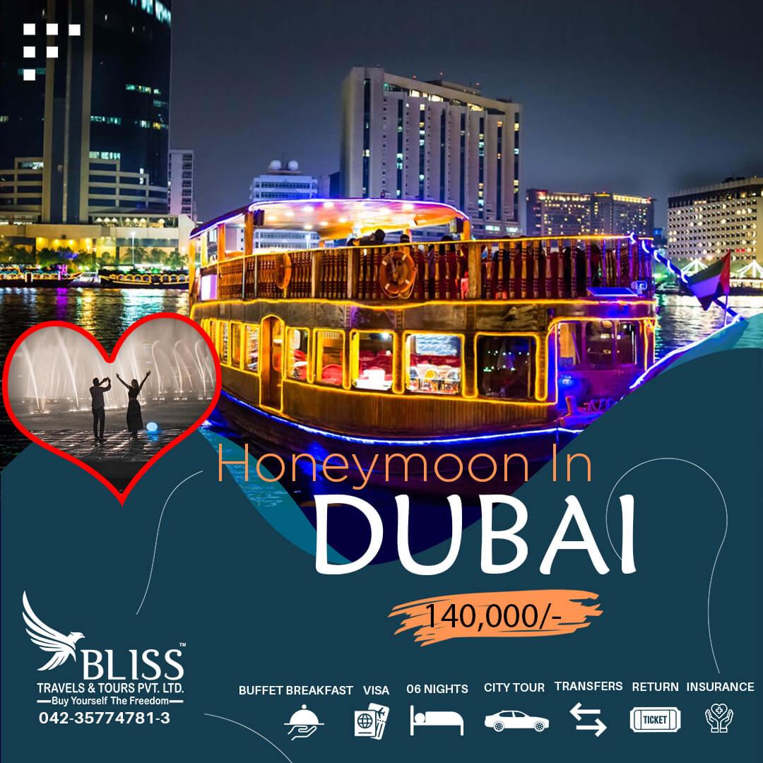 Honeymoon-In-Dubai