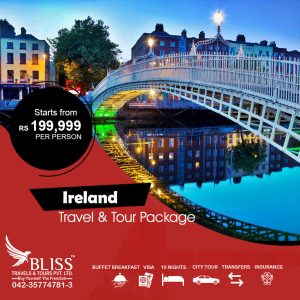 Ireland-Travel-&-Tour-Package