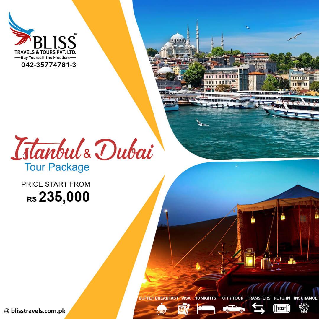 Istanbul-&-Dubai-Tour-Package