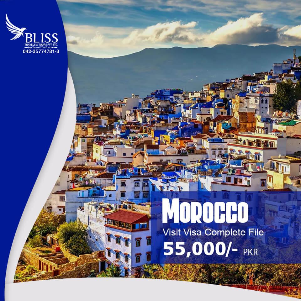 Morocco-Visit-Visa-Complete-File