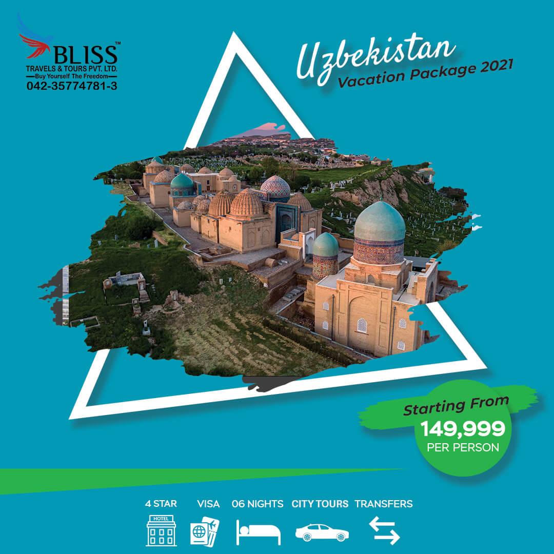 Uzbekistan-Vacation-Package-2021