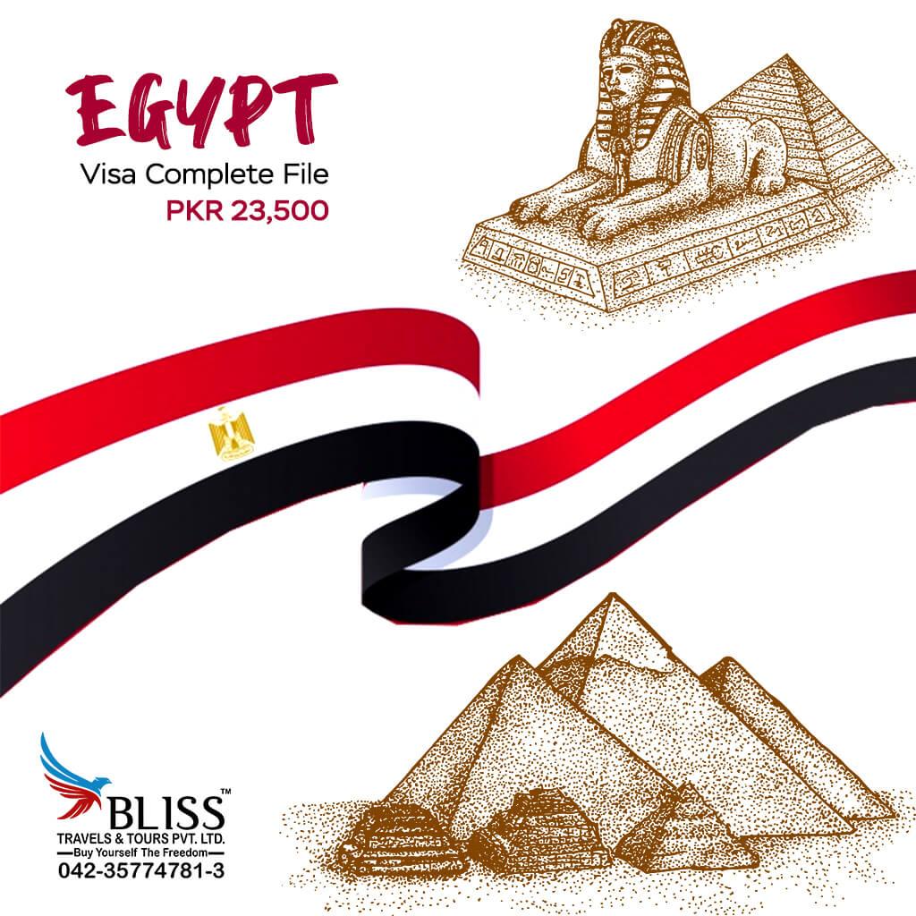 Egypt-Visa-File