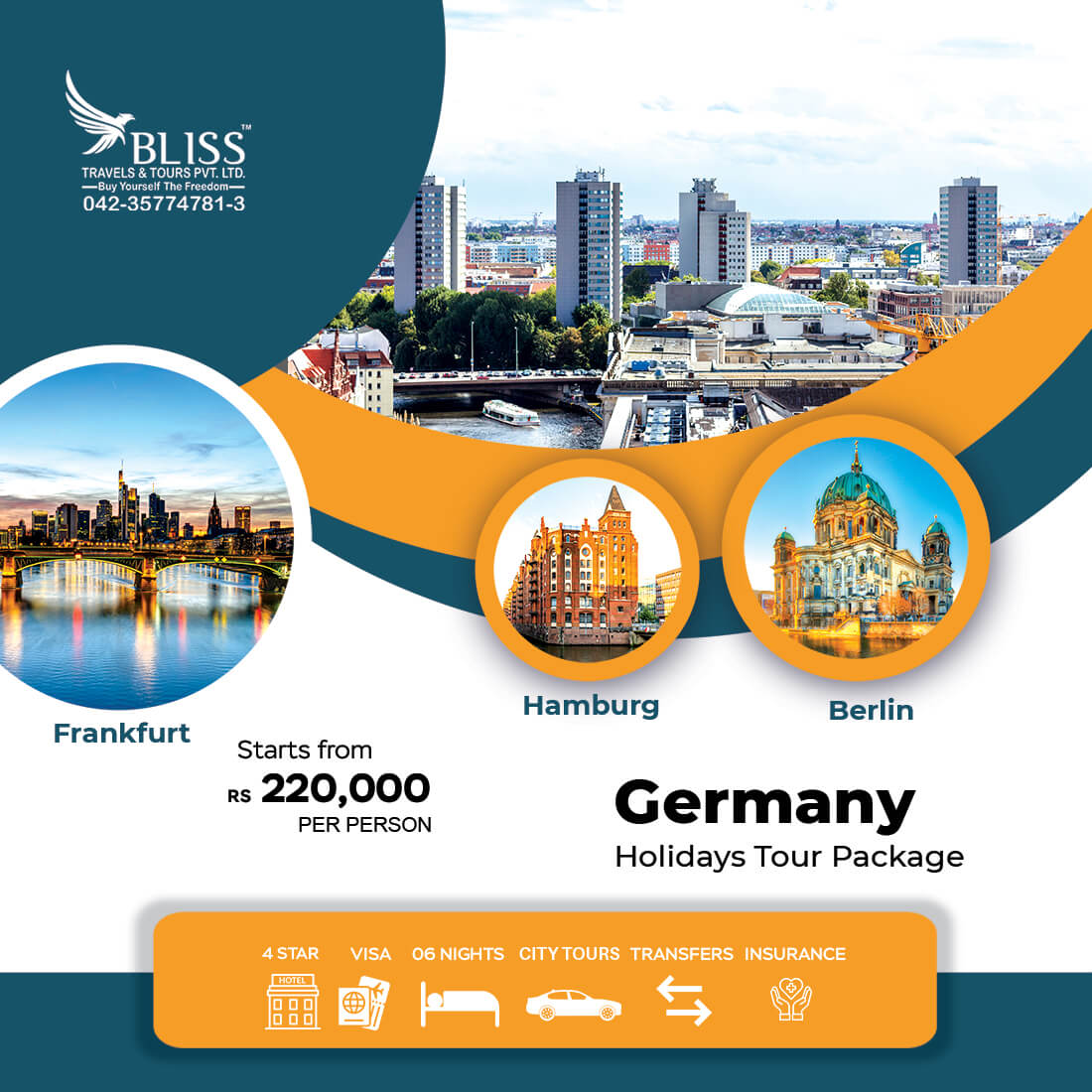 Germany-Holidays-Tour-Package