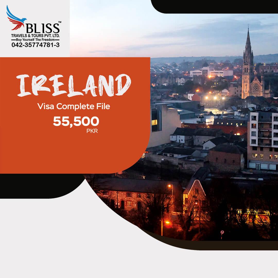Ireland-Visa-Complete-File-In-Just-PKR-55,500