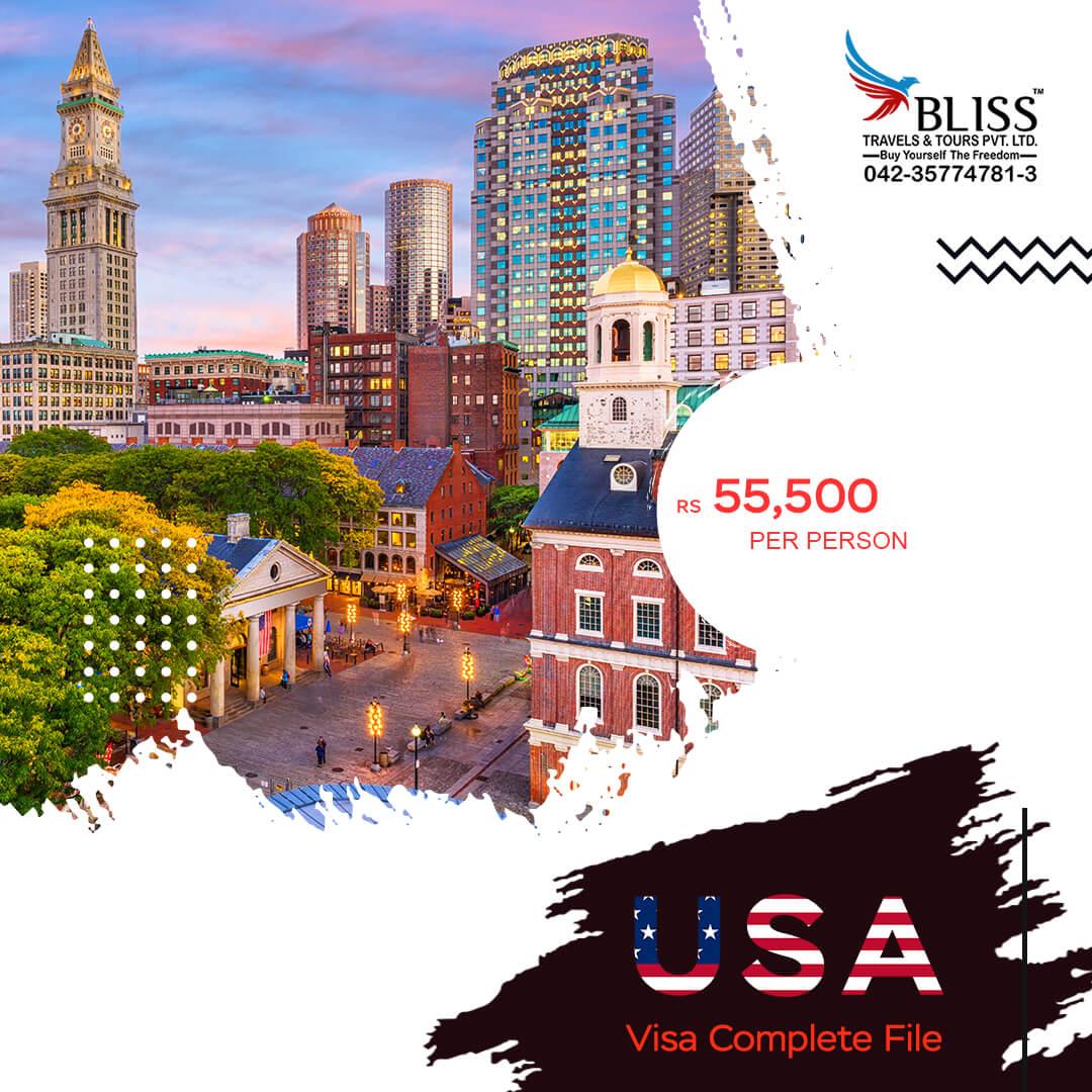 USA Visa File